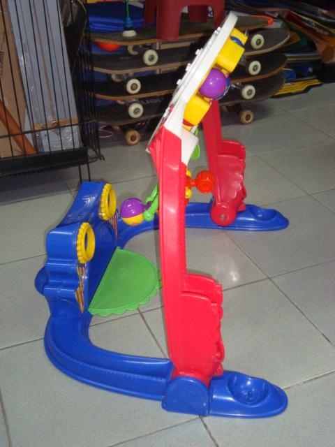 Preloved Toysworld Thetottoys Fisher Price Baby Playzone