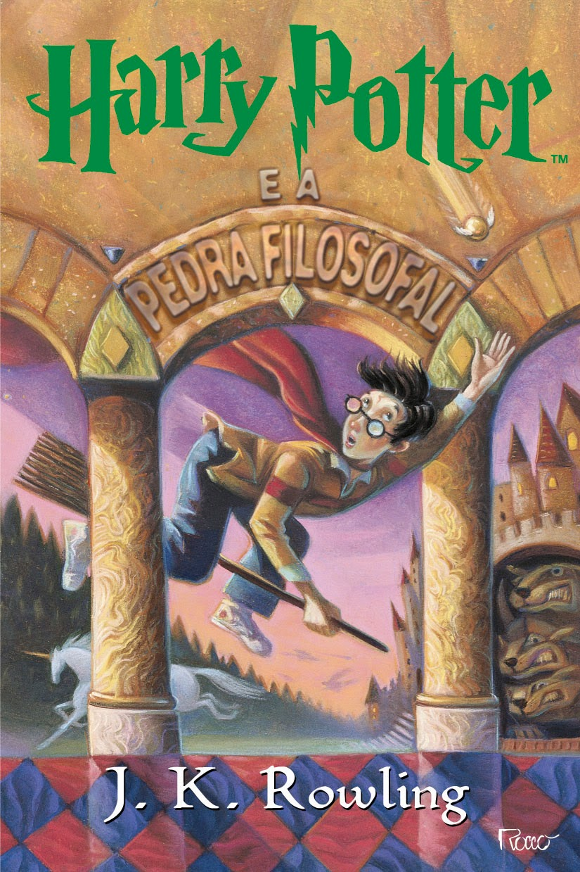 [Resenha] Harry Potter e a Pedra Filosofal - J. K. Rowling #1