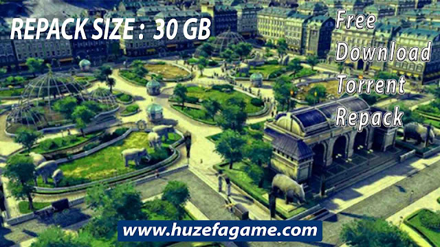 Anno 1800 Complete Edition Pc Game Free Download Torrent