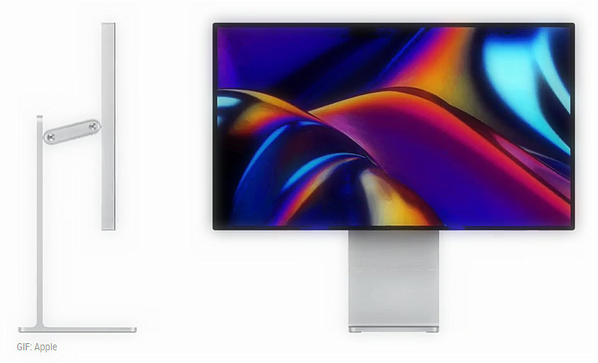 How ridiculous is Apple's $ 1,000 monitor support, really?