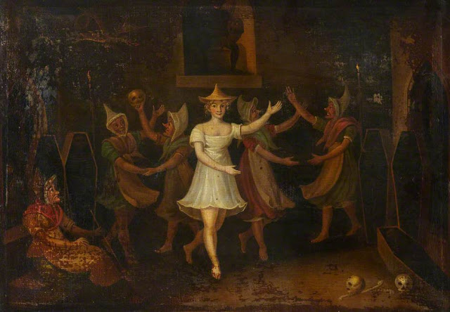 Anonimo, The Witches Dance, National Museums Scotland