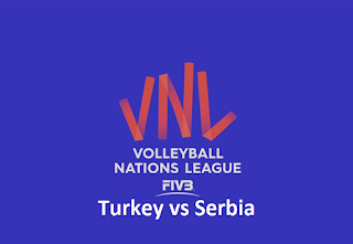 FIVB Women's Volleyball Biss Key 1 June 2018