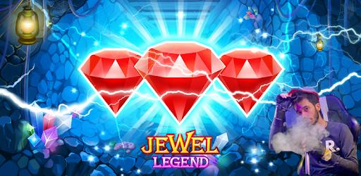 تحميل لعبة اسطورة الجواهر – المباراة 3 لغز Jewels Legend - Match 3 Puzzle