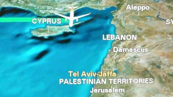La aerolínea china, Hainan Airlines elimina a Israel de su mapa