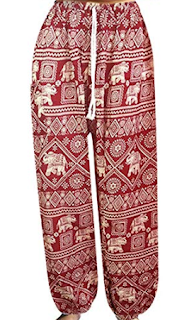 Thai elephant pants Thailand