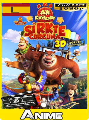 Boonie Bears: El Gran Secreto (2017)HD [1080P] latino [GoogleDrive-Mega]nestorHD