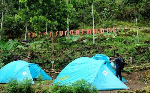 Camping Ground Taman Sungai Mudal