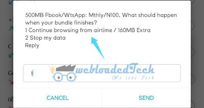 airtel 100 for 500mb social plan