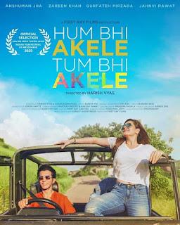 Hum Bhi Akele Tum Bhi Akele 2021 Download 720p WEBRip