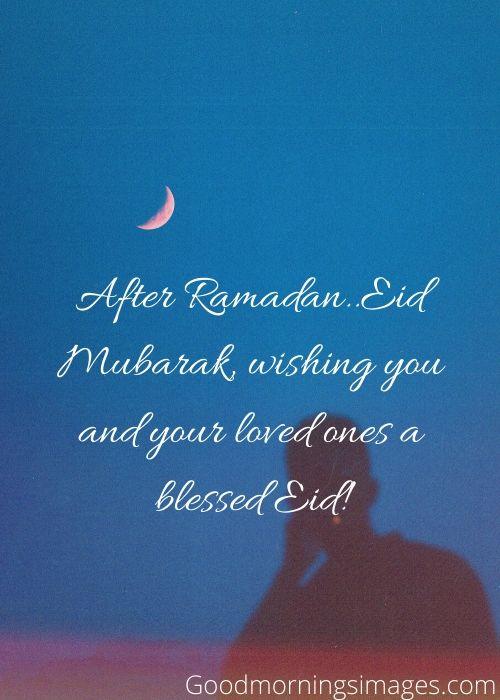 eid mubarak wishes with sms