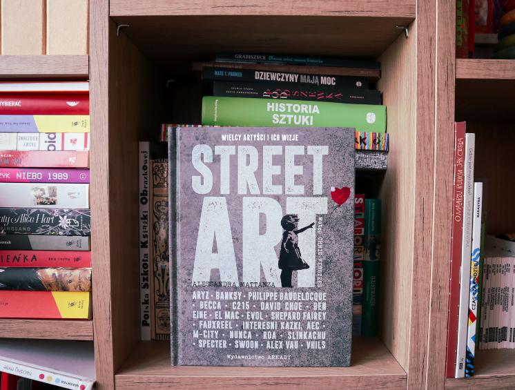 Street Art, Arkady, otymze.pl