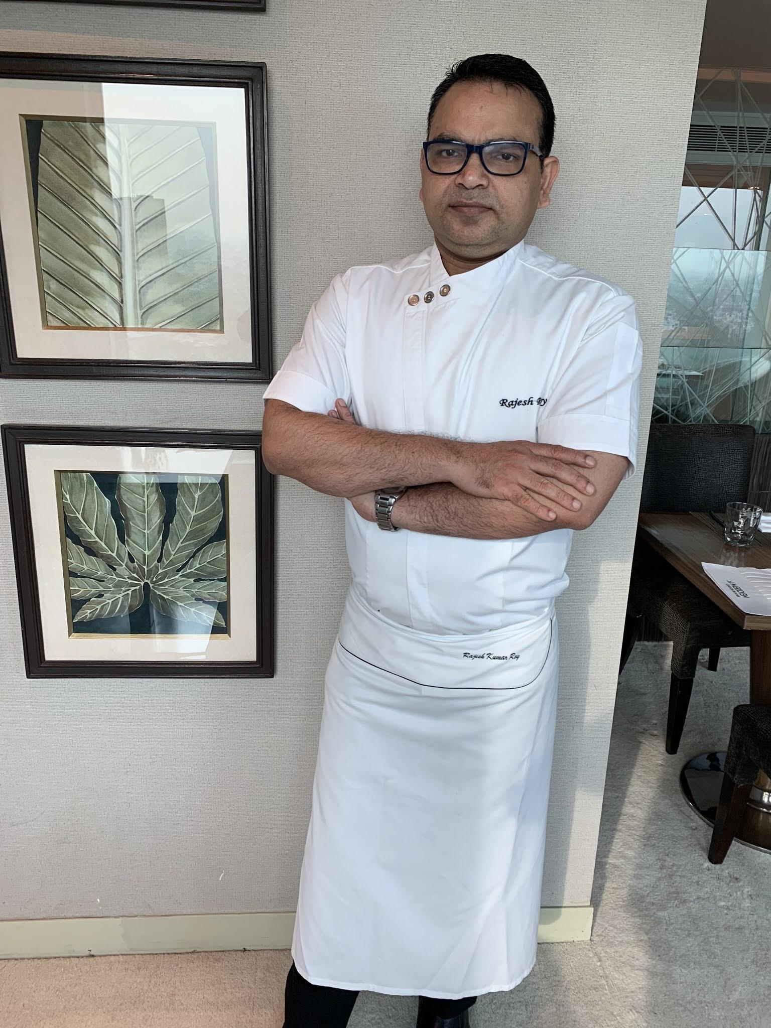 Chef Rajesh Roy