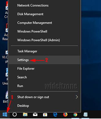 Repair or reset Microsoft Edge browser