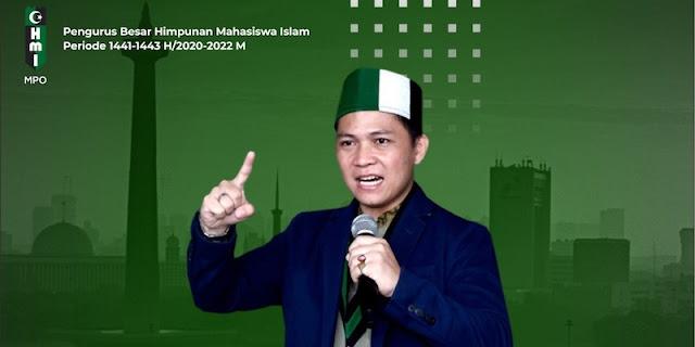 Ketum HMI Affandi Ismail Minta Cabang Jaksel Tertibkan Dede Kholidin