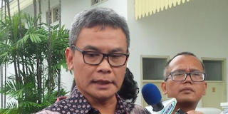 Johan Budi: UU Pemilu sudah diundangkan pada 16 Agustus