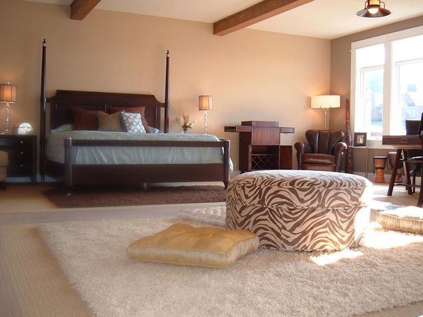 Modern Furniture Romantic Bedroom