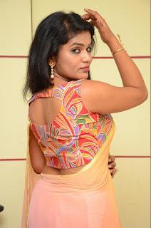 Actress Tripura Pictures at Full Guarantee Movie Press Meet  0043