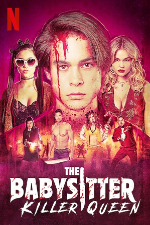 The Babysitter Killer Queen (2020) 300MB Hindi Dual Audio 480p WEB-DL