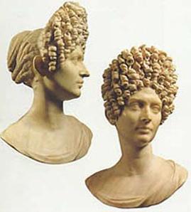 """Exquisito peinados de la edad media Imagen De Tendencias De Color De Pelo - ESPACIO TECNOLOGICO INTERACTIVO""""PACET"""": peinados de la ..."""
