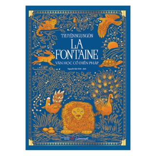 Truyện Ngụ Ngôn La Fontaine ebook PDF EPUB AWZ3 PRC MOBI