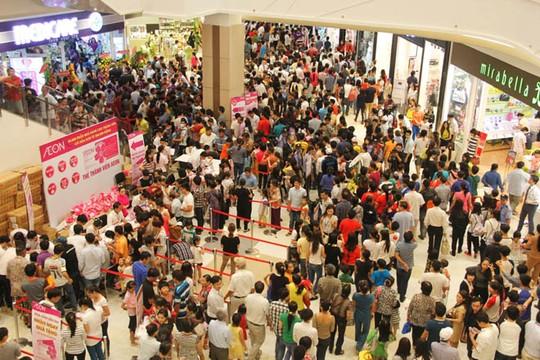 Thái và Nhật dồn dập đổ bộ đại siêu thị vào thị trường bán lẻ Việt
