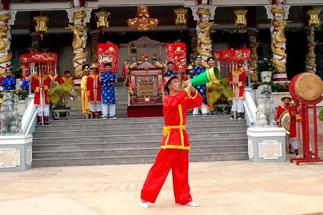 Ba Chua Xu festival in Chau Doc, An Giang 3