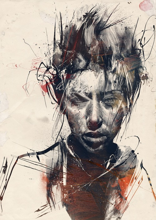 03-Cerebellum-Russ-Mills-Paintings-with-Intensity-of-Expression-www-designstack-co