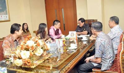 RRT Jajaki Kerja Sama Dengan Maluku