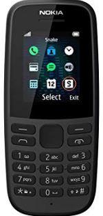 Nokia 105 keypad mobile