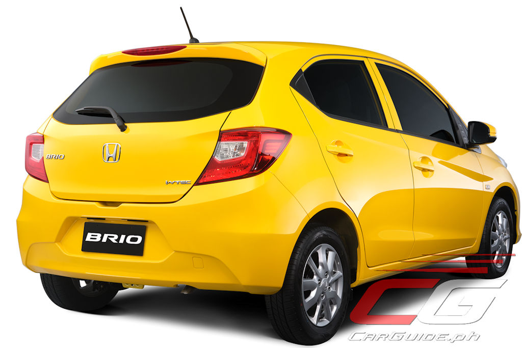 Honda Cars Philippines Launches 2019 Brio Price Starts At P 585 000 W 17 Photos Brochure Carguide Ph Philippine Car News Car Reviews Car Prices