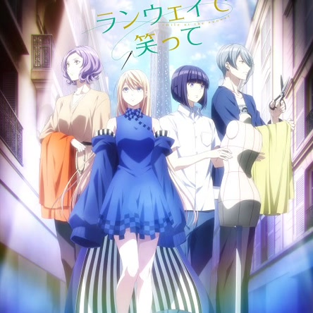 runway de waratte , Anime , HD , 720p, ランウェイで笑って , 2020 , Drama, School, Shounen, Slice of Life