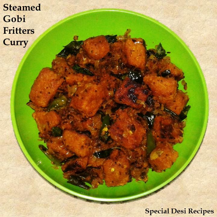 steamed gobi recipes