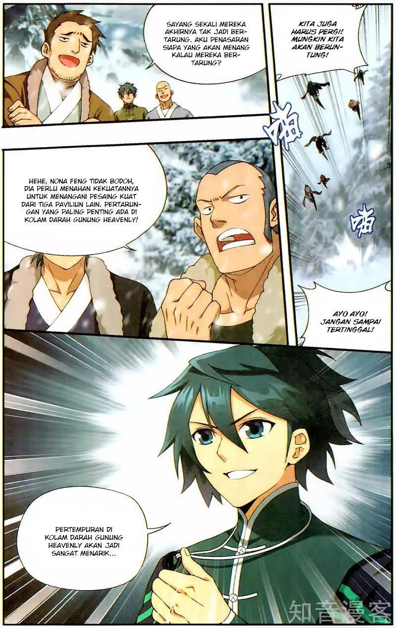Battle Through Heaven Chapter 232-15