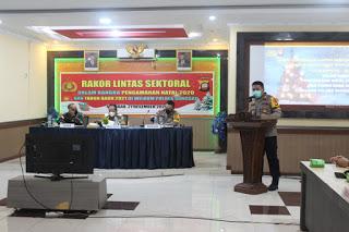 Kapolres Sanggau AKBP Raymon M. Masengi S.IK, MH