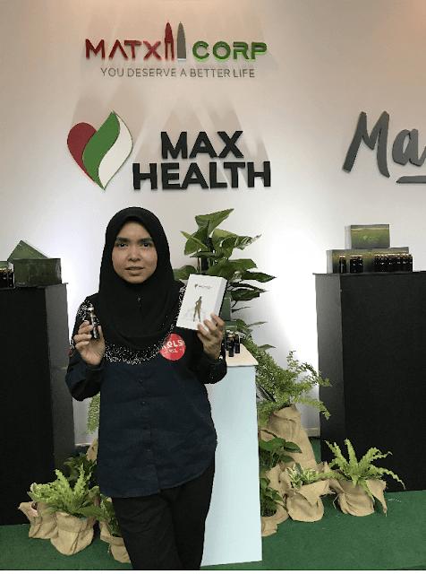 Matxi Corp Product Max Health