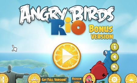 Game Angry Birds Rio Untuk Android