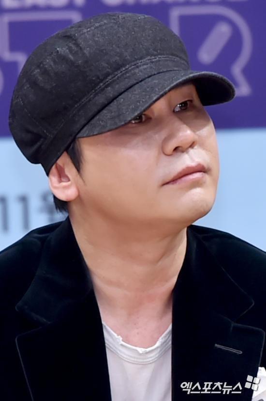 萧条之后,Yang Hyun Suk从YG娱乐公司辞职 -  allkpo -1560495948069391