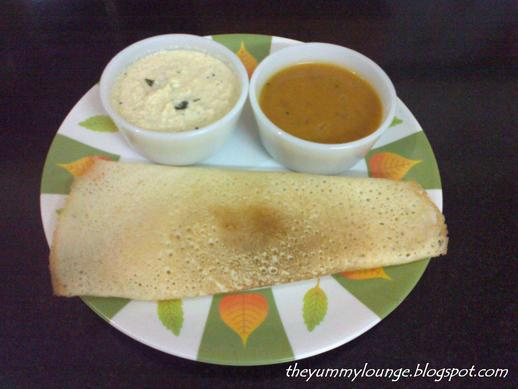 How to make dosa recipe and dosa batter recipe