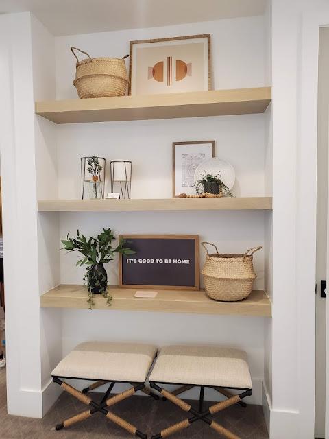 Basement Study Room: Basement * Laundry Room * Study Areas * Shelf Styling