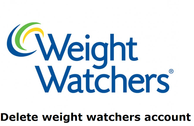 Helps to understand , How to delete weight watchers account . Delete you weight watchers account by following steps .