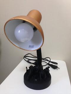 masa lambası satın al Dekopasaj abajur