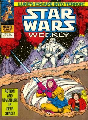 Star Wars Weekly #110