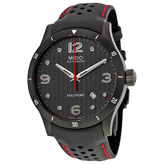 Multifort Automatic Anthracite Dial Men's M025.407.36.061.00