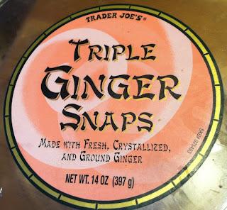 Trader Joes Triple Snap Ginger Cookies