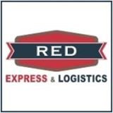 Red Express Courier logo pictures images