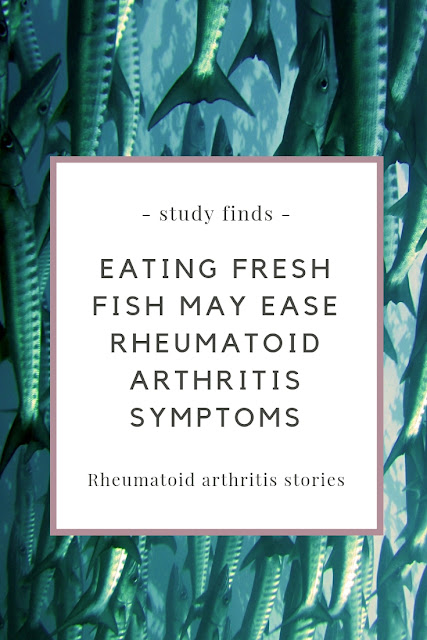 Eating Fresh Fish May Ease Rheumatoid Arthritis Symptoms
