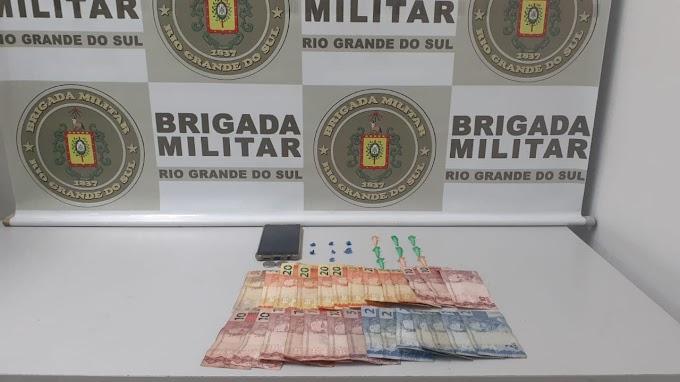 Brigada Militar realiza 5 prisões e apreende um menor em menos de 24 horas em Gravataí