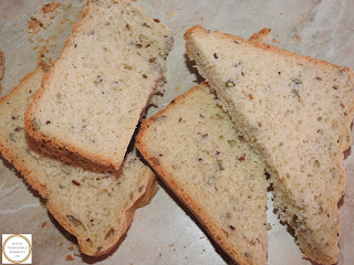 Reteta paine cu seminte,