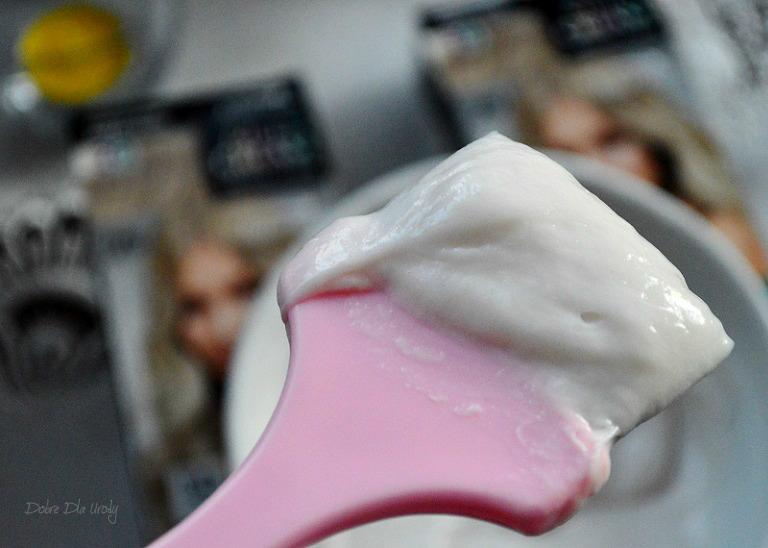 Joanna Multi Cream Metallic Color Bardzo Jasny Śnieżny Blond - recenzja