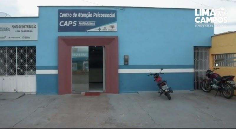 CAPS I Harmonia de Lima Campos completa 4 anos de bons serviços prestados para a população.